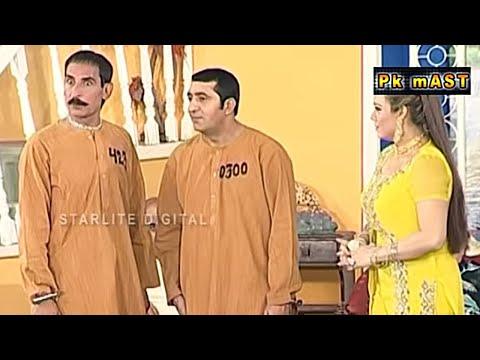 Best Of Zafri Khan and Iftekhar Thakur with Agha Majid Pakistani Stage Drama Comedy Clip | Pk Mast