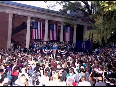 President Obama in Athens, Ohio