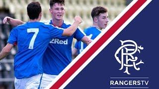 U20 GOAL | Jordan Thompson | Rangers 2-2 Motherwell
