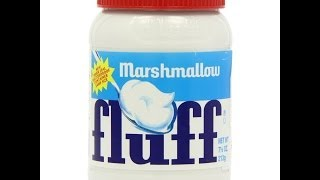 5 Pounds Of Marshmallow Fluff Food Challenge