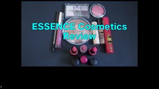 ESSENCE Cosmetics Review Thumbnail