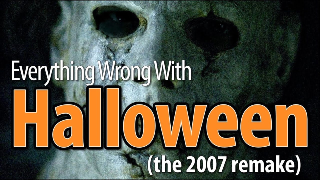Everything Wrong With Halloween (2007 Rob Zombie Remake) - YouTube