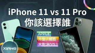 【IPHONE11】小翔 :你該選擇誰?iPhone 11、 Pro、Pro Max