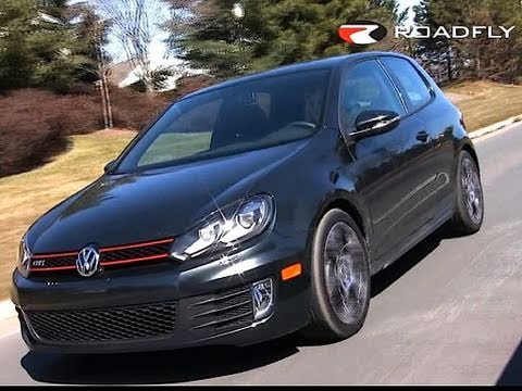 RoadflyTV - 2010 Volkswagen Golf GTI review and test drive - YouTube