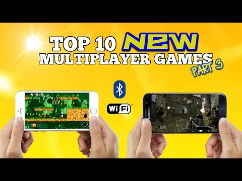 Top 10 NEW multiplayer games for Android/iOS (Wi-Fi/Bluetooth) - Part 3