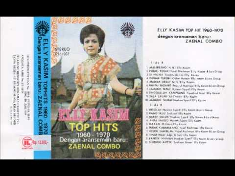 ELLY KASIM TOP HITS 1960-1970 Vol .1 Side A # 06  Pantai Padang (Masrul Mamuja)