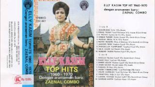 ELLY KASIM TOP HITS 1960-1970 Vol .1 Side A # 06  Pantai Padang (Masrul Mamuja)