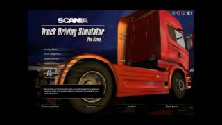 SCANIA Truck Simulator PRODUCT KEY for full version free with proof- SCANIA Truck Driving Simulator