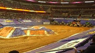 Monster Jam Intros Verizon Center 2015