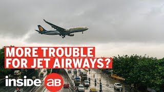What is the future of debt-ridden India's Jet Airways as aircraft grounding continues?