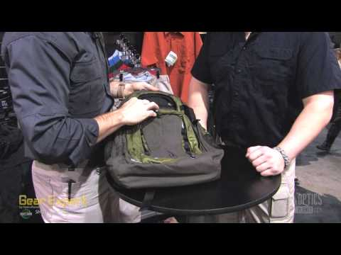 5.11 Tactical Covert 18 Backpack - SHOT Show 2013 Video