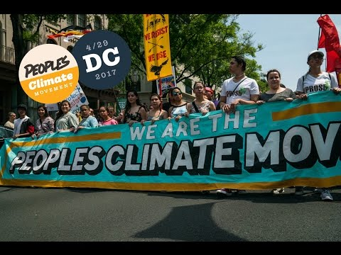 Why the Peoples Climate March is important