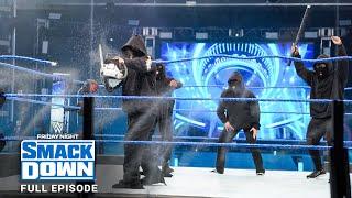 WWE SmackDown Full Episode, 07 August 2020