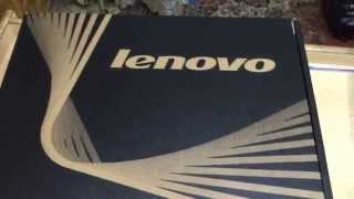 unboxing lenovo y5070 2015 انبوكسنق لينوفو y5070 model 2015