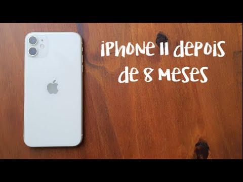 IPhone 11 Depois De 8 Meses De Uso