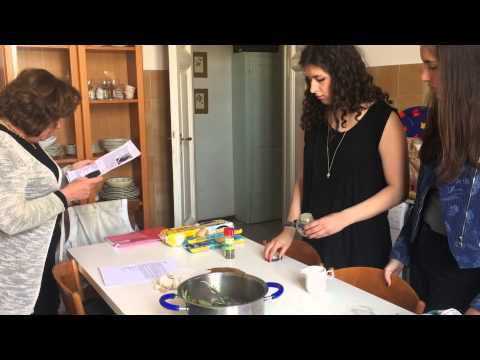 Georgetown Study Abroad: Cooking Italian Style
