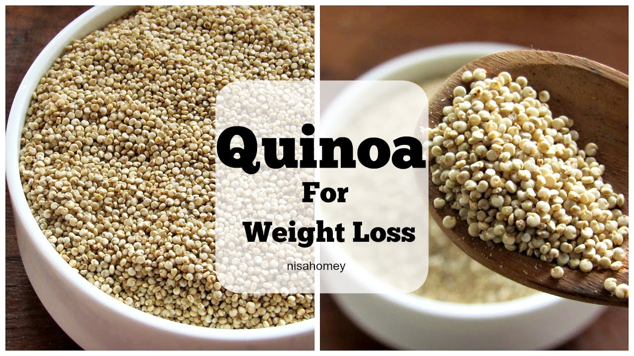 quinoa health benefits for dieting