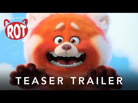 ROT – Teaser Trailer (deutsch/german) | Disney•Pixar HD