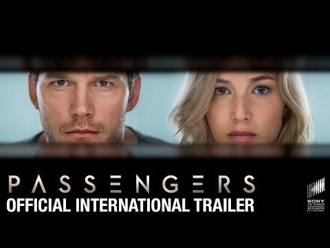 Passengers: Teaser Trailer