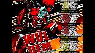 DJ JUNKY - WUL DEM [CHINESE ASSASSIN  DJ FEARLESS DISS] MIX 2015