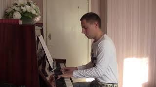 тема из сериала Элен и ребята на пианино
