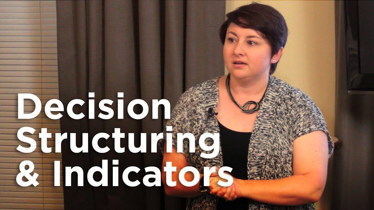 Download Decison Stucturing & Indicators