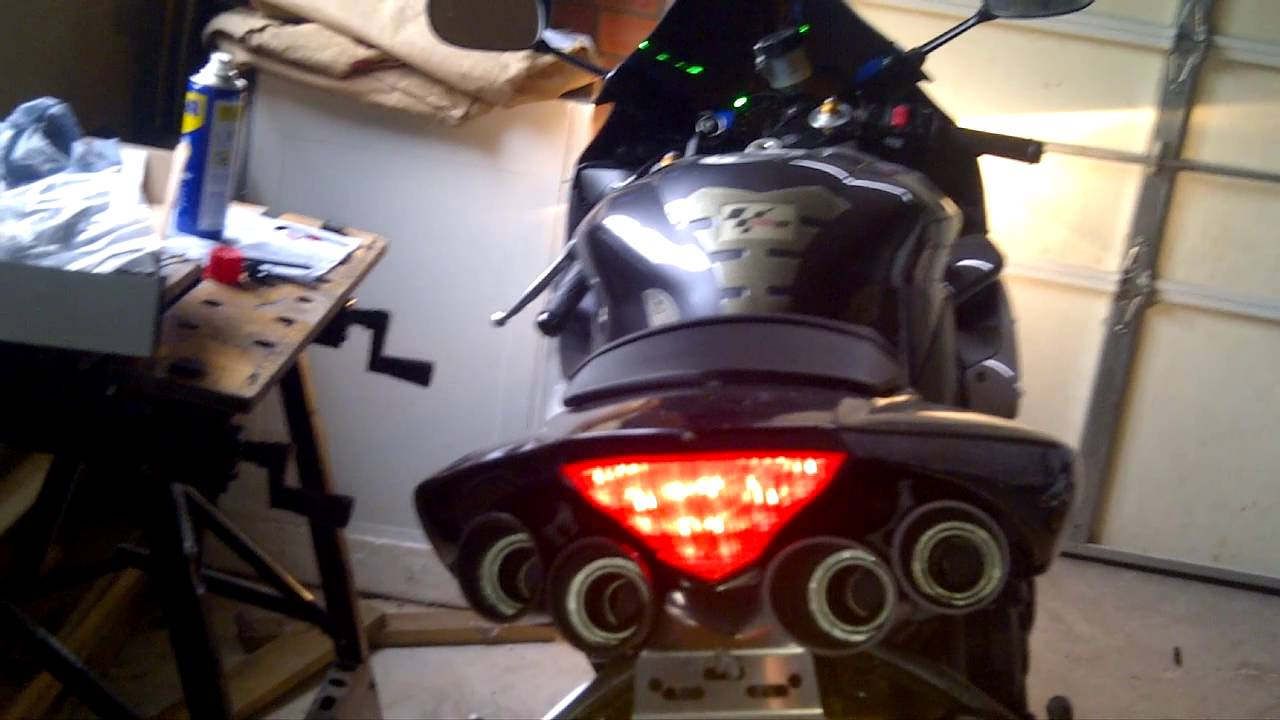 Yamaha R Toce Exhaust Slip On Pipes