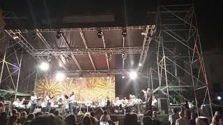 Talos Festival 2020-2021: gran finale con il progetto Pino Minafra e la Banda