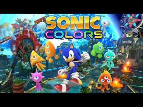 Sonic Colors Aquarium Park Act 1 Music