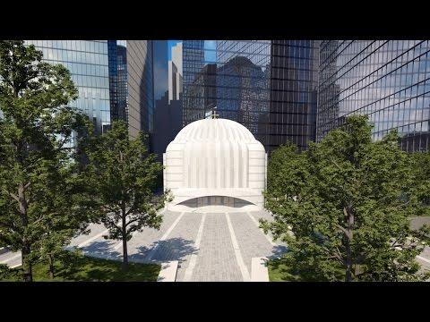 Calatrava's Design for Ground Zero Church
