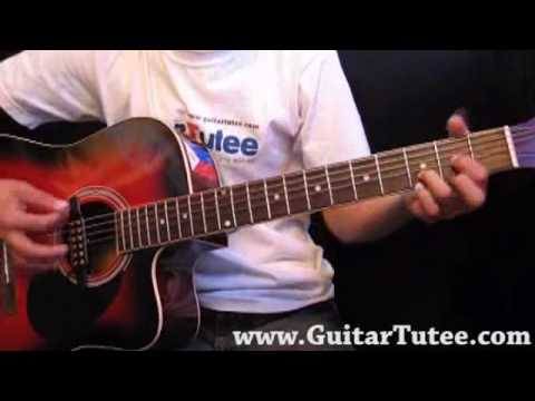 B.O.B Feat. Hayley Williams - Airplanes, by www.GuitarTutee.com