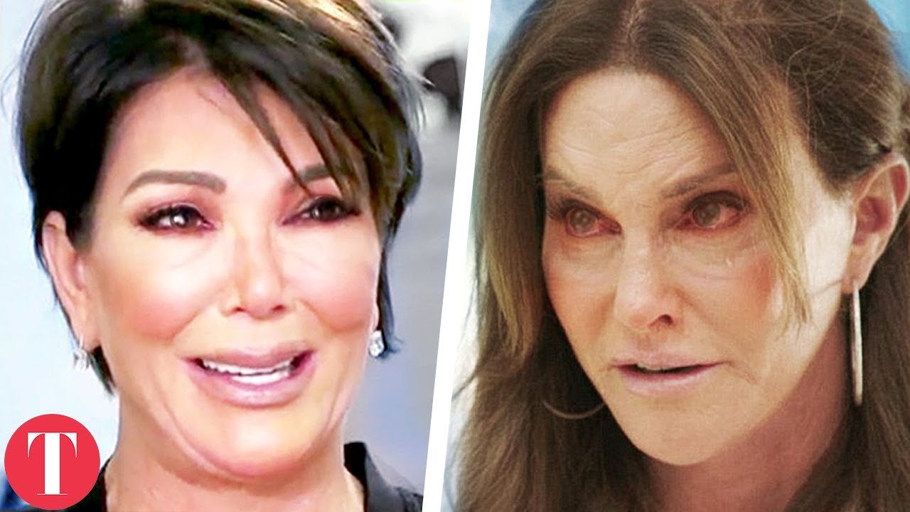 What Really Happened Between Kris and Caitlyn Jenner
