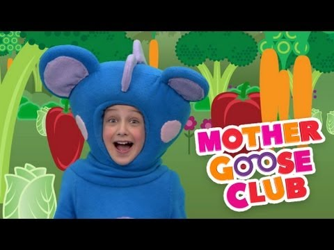 Dinosaur Stomp - Mother Goose Club Rhymes for Children Travel Video