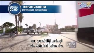 TRAILER: Jerusalem Dateline 106 - sambata 12 decembrie 2015, ora 20, la Alfa Omega TV