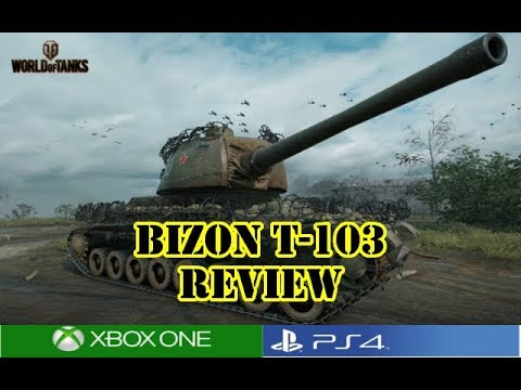 World Of Tanks - Bizon T-103 Review