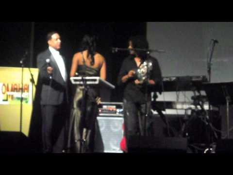 Walter McKinney induction into Omaha Black Music A