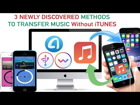 Transfer Music Without iTunes: Top 3 Best Methods
