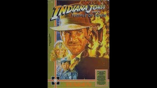 connectYoutube - (EPISODE 1,740) RETRO GAMING: LET'S PLAY INDIANA JONES AND THE TEMPLE OF DOOM (NINTENDO) 1988