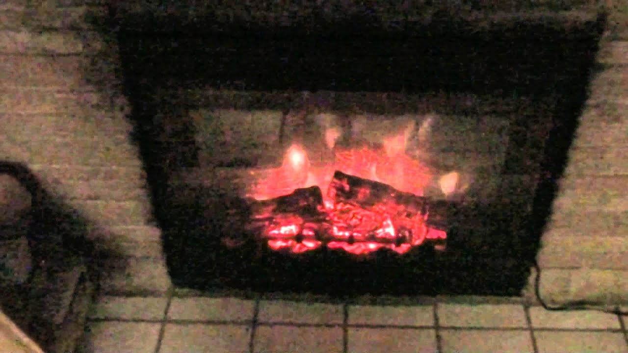 dimplex purefire electric fireplace youtube