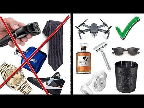 TOP 20 BEST CHRISTMAS GIFTS FOR MEN 2018 | Men's Gift Guide