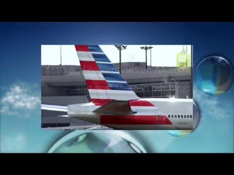 American Airlines Discount Coupon Promo Code