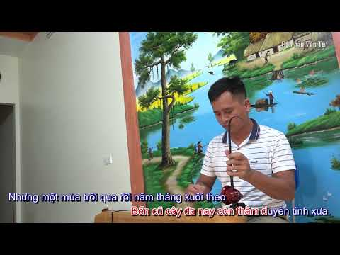 LK Sao Không Thấy Anh Về, Nén Hương Yêu (Đàn Bầu Văn Tú - Karaoke)