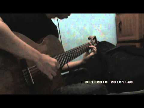 The Moon - Embun (Acoustic Fingerstyle Cover) - Arif NH