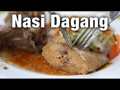 Nasi Dagang Pak Malau: Fish Curry and Amazing View in Langkawi