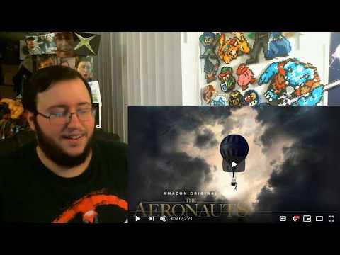 "Gors ""The Aeronauts"" Official Trailer REACTION"