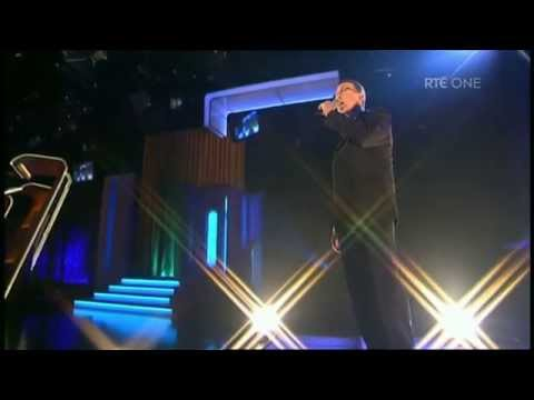 Fr. Ray Kelly performs 'Hallelujah' | The Late Late Show | RTÉ One