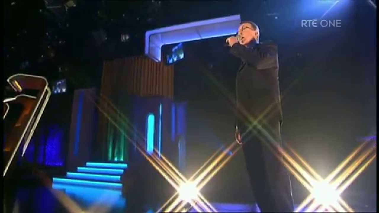 Fr Ray Kelly Performs Hallelujah The Late Show RtÉ One You