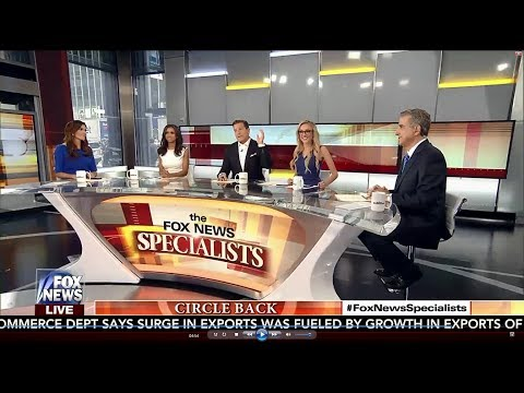 07-06-17 Kat Timpf on The Fox News Specialists - Complete, Uncut Show