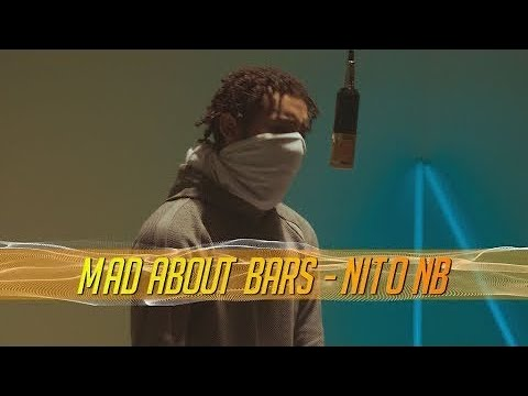 NitoNB - Mad About Bars | Official Instrumental | UK Drill Type Beat (Prod. ThemzyBeats x 9ine)