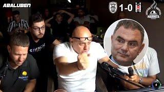 Επικό ξέσπασμα Ραπτόπουλου εναντίον Σωτηρακόπουλου - ΠΑΟΚ - ΜΠΕΣΙΚΤΑΣ | Luben TV